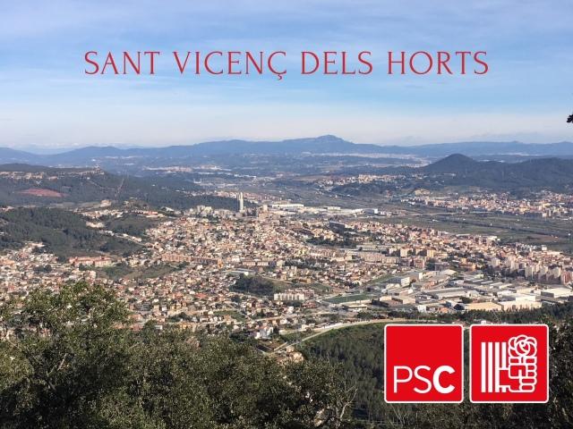 Sant Vicenç dels Horts PSC